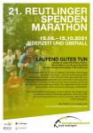 21. Reutlinger Spendenmarathon