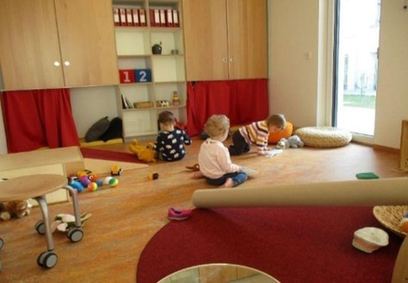 Städtisches Kinderhaus Alice-Haarburger-Straße - Krippenraum