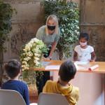 Hochzeit spielen in der Kapelle des Heimatmuseums mit Standesbeamtin Tamara Haller