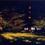 Paul Wilhelm Keller-Reutlingen: Waldlichtung mit Schafherde, Öl auf Leinwand, Kunstmuseum Reutlingen Foto: Kunstmuseum Reutlingen