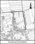 Geltungsbereich Bebauungsplan Gassenäcker