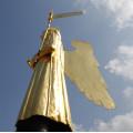 Der Engel auf der Marienkirche - Foto: Stadt Reutlingen
