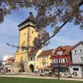Das Tübinger Tor im Frühling - Foto: Stadt Reutlingen
