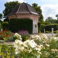 Der Rosengarten in der Pomologie - Foto: Stadt Reutlingen