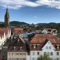 Blick auf die Wilhelmstraße mit Marienkirche - Foto: Stadt Reutlingen