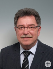 Bezirksbürgermeister von Mittelstadt Wilhelm Haug