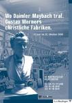 Wo Daimler Maybach traf. Gustav Werners christliche Fabriken