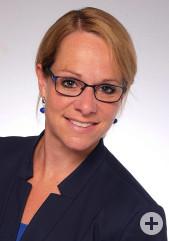 Bezirksbürgermeisterin von Ohmenhausen Andrea Fähnle