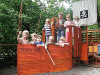"""Das Piratenschiff """"Flotte Lotte"""" im Kindergarten Eninger Weg"""