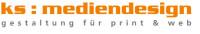 Logo ks:mediendesign