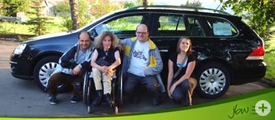 Willkommensbild des Jugend- und Behindertenwerkes Neckar-Alb e.V.