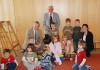 Feierliche Übergabe im Kindergarten Ohmenhausen
