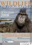 Plakat Wildlife Photographer of the year 2008