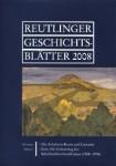 Reutlinger Geschichtsblätter 2008