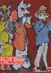 Ausstellungsplakat Willem Grimm