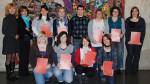 Teilnehmer des Azubi-Volunteerings 2009