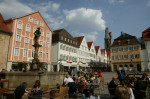 Reutlinger Marktplatz    Sphären-Verlag