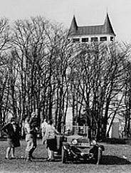 Der Schönbergturm oder auch Pfullinger Unterhos