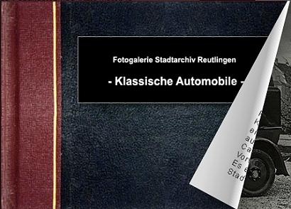 Klassische Automobile - Bitte klicken, um das Album zu öffnen