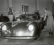 Porsche 356, Karosserie Reutter