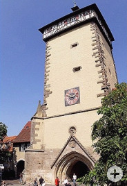 Das Tübinger Tor