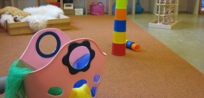 Krippe - Unser Spielzimmer