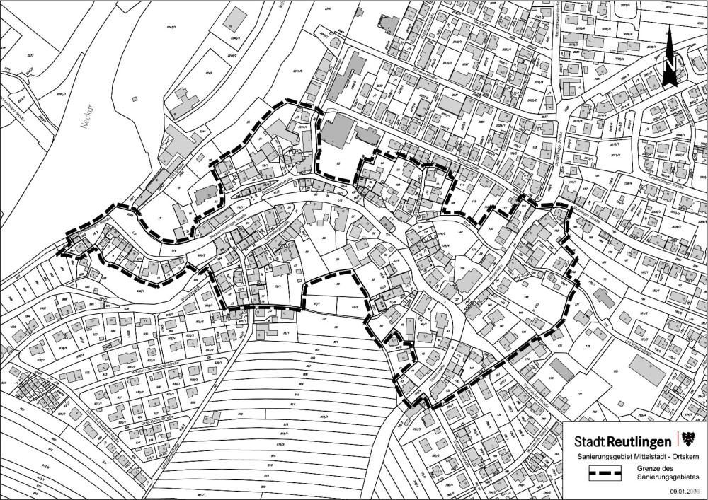 Sanierungsgebiet Ortskern Mittelstadt