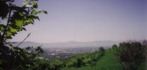 Landschaft rund um Duschanbe