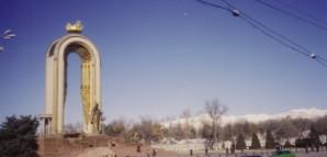 Eindrücke von Duschanbe