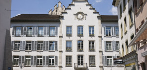 Das Aarauer Rathaus (Quelle: www.aarau.info)