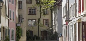 Milchgasse in Aarau (Quelle: www.aarau.info)