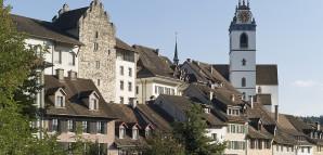 Stadtansicht von Aarau (Quelle: www.aarau.info)
