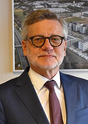 Finanz- und Wirtschaftsbürgermeister Alexander Kreher