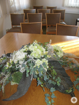 Heiraten im Sitzungssaal des Reichenecker Rathauses