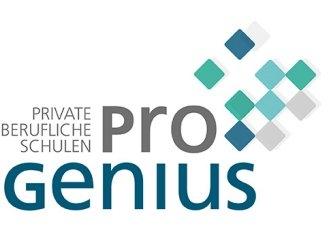 Logo ProGenius Private berufliche Schulen