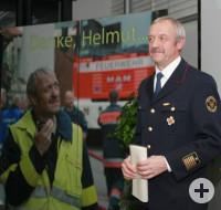 Verabschiedung Helmut Kober