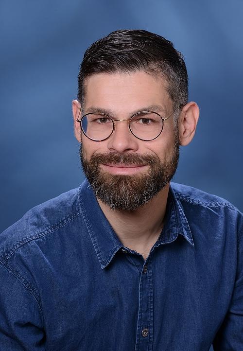 Bezirksbürgermeister Mike Schenk