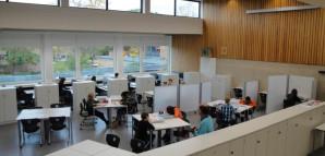 Individuelle Arbeitszeit im Lernatelier