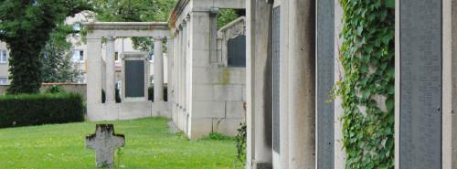 Friedhof Unter den Linden