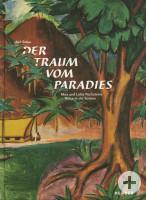 Katalogeinband Pechstein. Traum vom Paradies