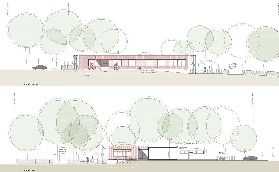 Kindergarten Humboldstraße;  architekten [28063-2]