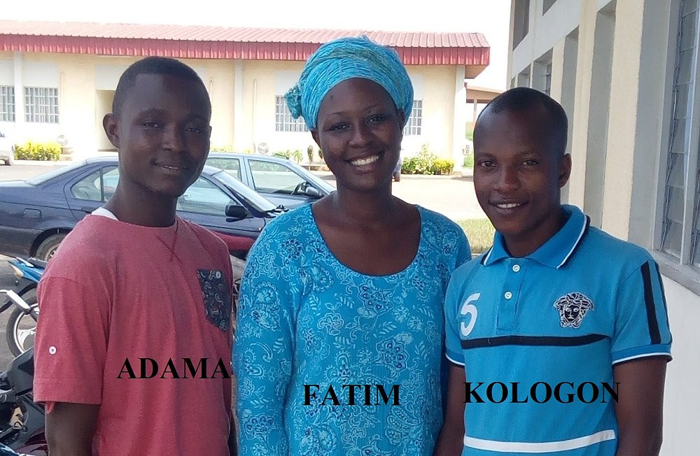 Drei Studenten aus Bouaké machen Freiwilligendienst in Reutlingen
