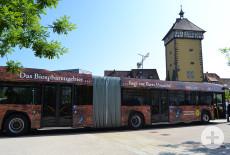 Der Alpenbock-Bus