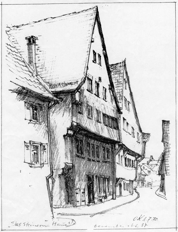 """""""Das Steinerne Haus"""""""