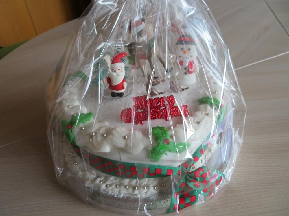 Der Weihnachtskuchen aus Ellesmere Port