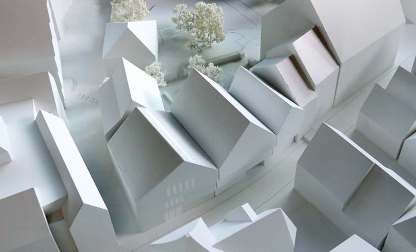 Entwurf Architekturbüro Klärle, Bad Mergentheim