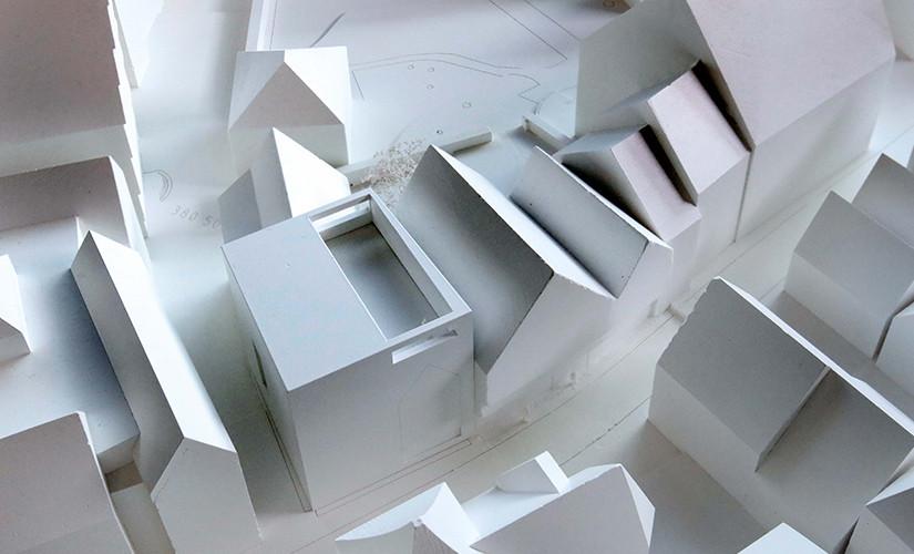 Entwurf Peter W. Schmidt Architekt BDA, Pforzheim