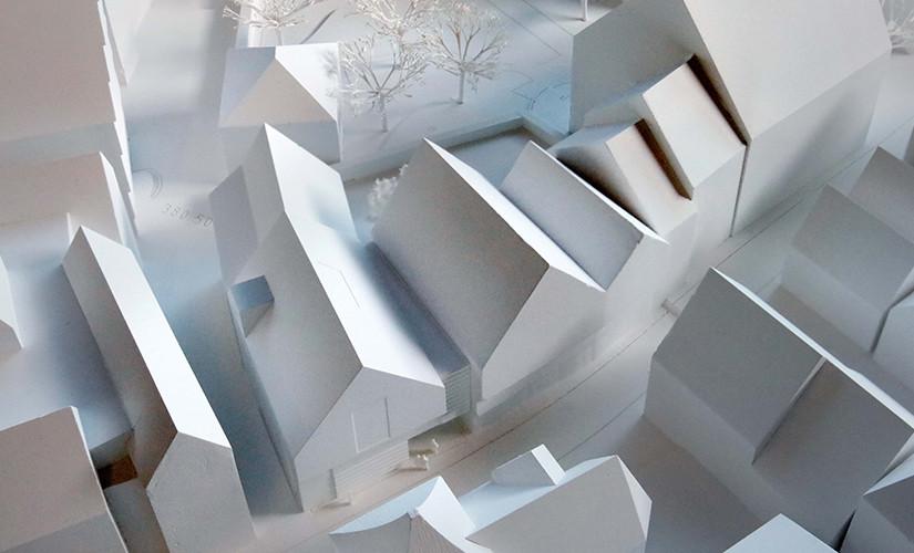 Entwurf Haefele Architekten BDA, Tübingen