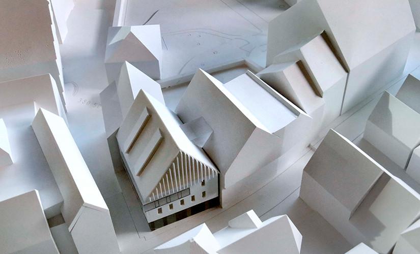 Entwurf Hartmaier+Partner Freie Architekten, Münsingen