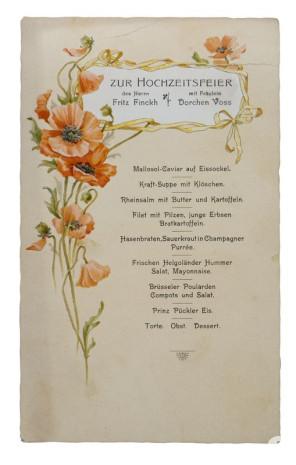 Ausstellung Hochzeit Bild 3